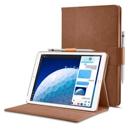 SPIGEN STAND FOLIO IPAD AIR 3 2019 BROWN