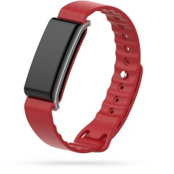 TECH-PROTECT SMOOTH HUAWEI BAND A2 RED
