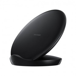 SAMSUNG WIRELESS CHARGER STAND CONVENIENT BLACK