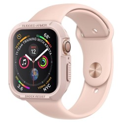 SPIGEN RUGGED ARMOR APPLE WATCH 4/5 (40MM) ROSE GOLD