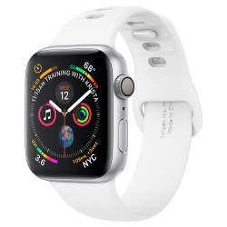 SPIGEN AIR FIT BAND APPLE WATCH 1/2/3/4/5 (42/44MM) WHITE
