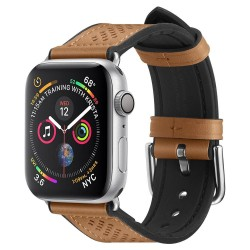 SPIGEN RETRO FIT BAND APPLE WATCH 1/2/3/4/5 (42/44MM) BROWN