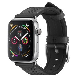SPIGEN RETRO FIT BAND APPLE WATCH 1/2/3/4/5 (42/44MM) BLACK