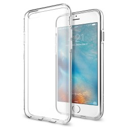 SPIGEN LIQUID CRYSTAL IPHONE 6/6S (4.7) CRYSTAL CLEAR