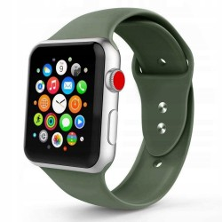 TECH-PROTECT SMOOTHBAND APPLE WATCH 1/2/3/4/5 (42/44MM) ARMY GREEN