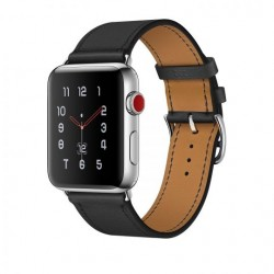 TECH-PROTECT HERMS APPLE WATCH 1/2/3/4 (38/40MM) BLACK