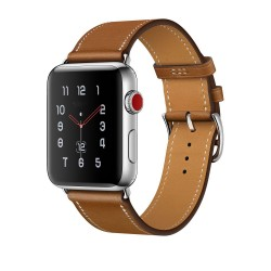 TECH-PROTECT HERMS APPLE WATCH 1/2/3/4 (38/40MM) BROWN
