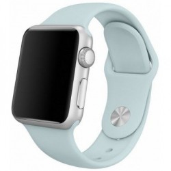 TECH-PROTECT SMOOTHBAND APPLE WATCH 1/2/3/4 (38/40MM) TURQUOISE