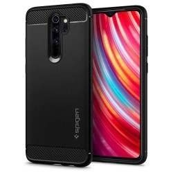SPIGEN RUGGED ARMOR XIAOMI REDMI NOTE 8 PRO MATTE BLACK