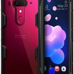 RINGKE FUSION X HTC U12+ PLUS BLACK